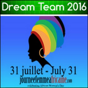 journee femme africaine dream team 2016